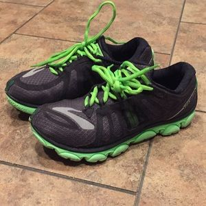Brooks pure flow running shoes sneakers men's 8